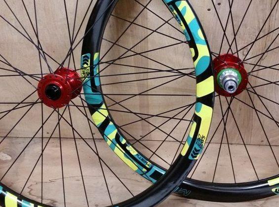 Anjo's wheels