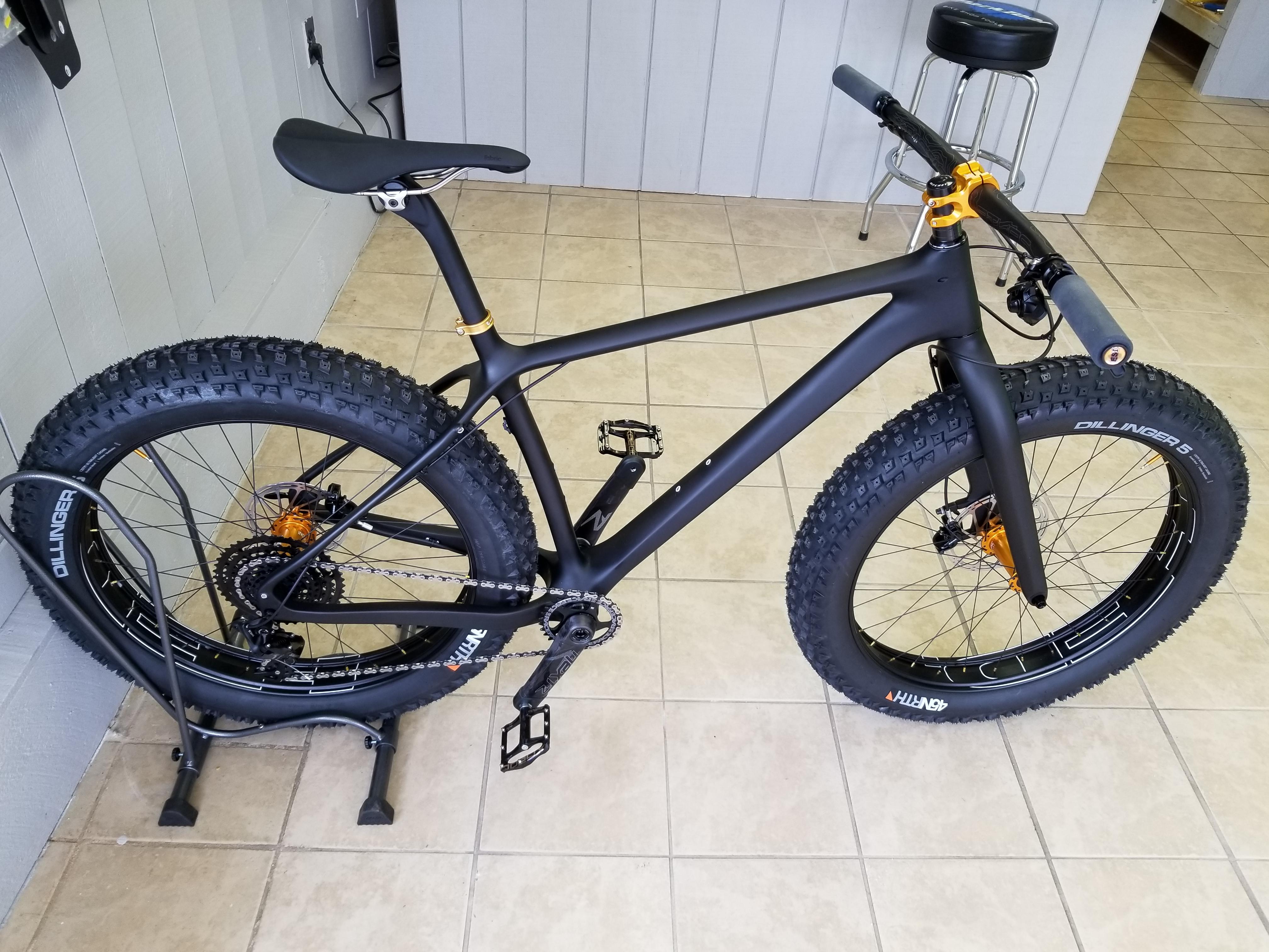 KB Wheels fat build